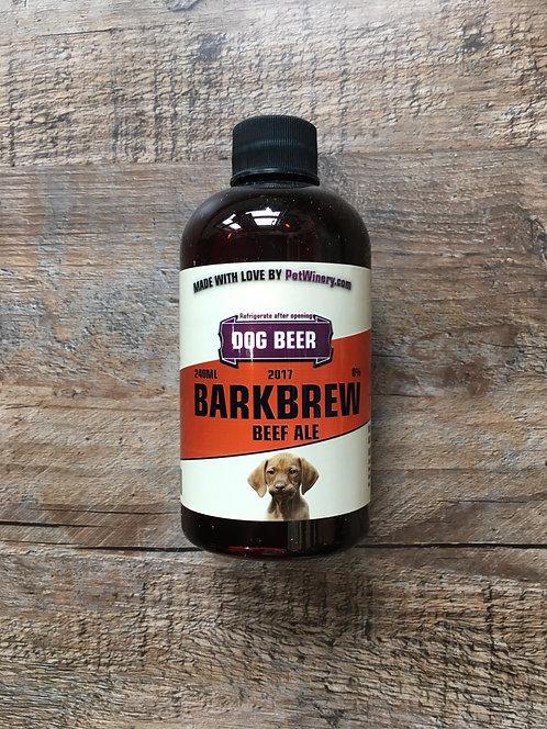Dog Beer: Bark Brew