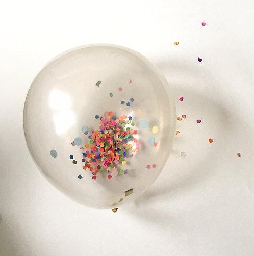Confetti Balloon Kit