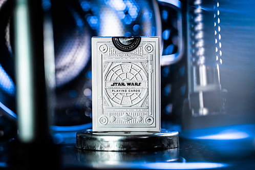 Star Wars: White Playing Cards (Light Side)