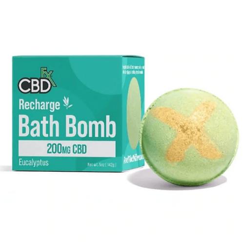 CBD Bath Bomb - 200MG