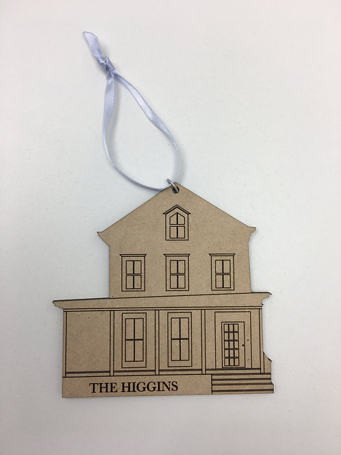 'Your House' Ornament