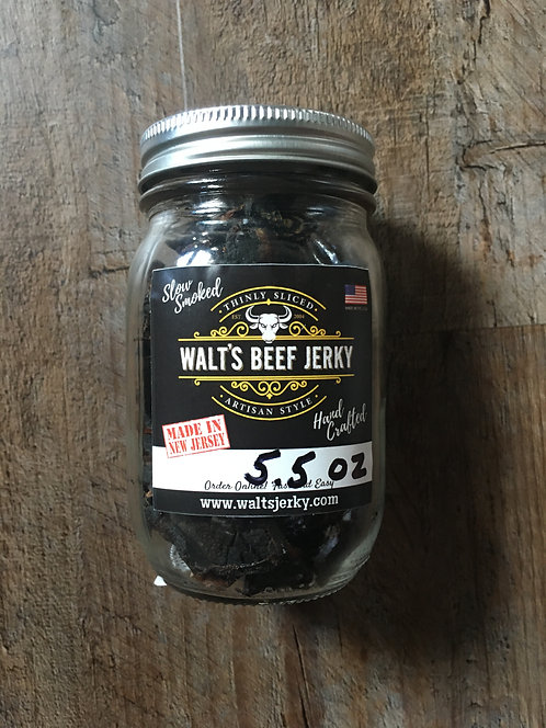 Walt's Jerky Jar (For Dogs!)