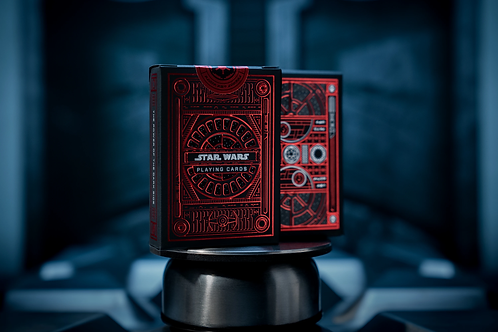 Star Wars: Red Playing Cards (Dark Side)