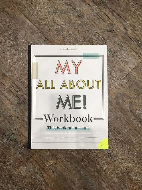 Artschmart 'All About Me' Workbook