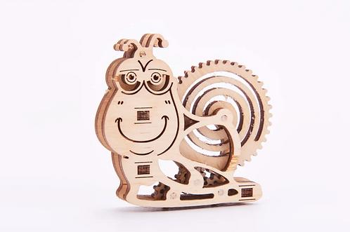 Snail Wood Puzzle