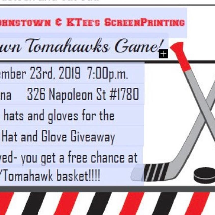 Johnstown Tomahawks Game