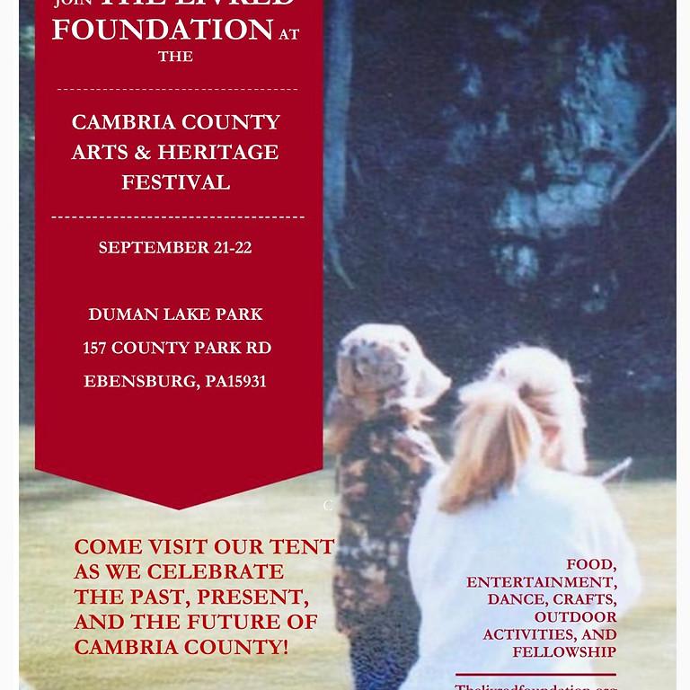 Cambria County Arts & Heritage Festival