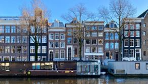 Amsterdam - 10 Days in Europe, Part-2