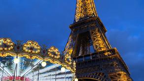 Paris - 10 Days in Europe, Part-1