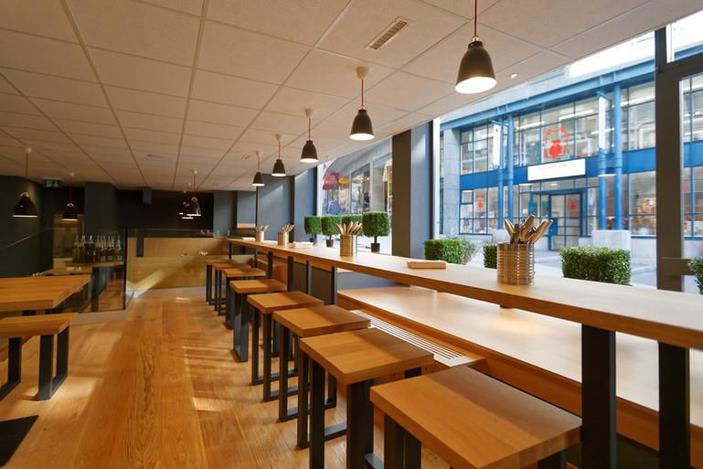 Ingénierie Planification Cuisine Professionnelle | Lama Architecture