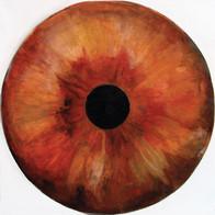 Web Cosmic'Eye NGC 0510, 50x50 cm, Oil o