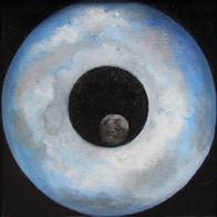 Cosmic'Eye NGC 0292, 20x20 cm, acrylic o