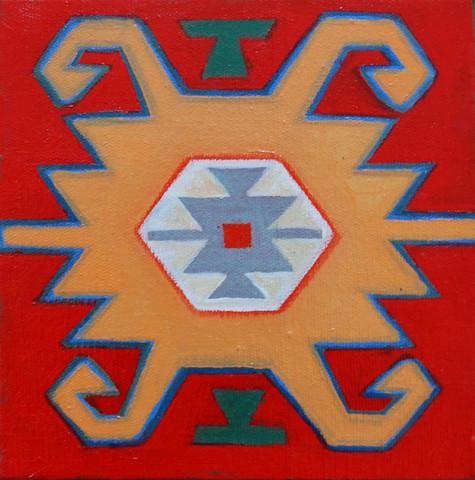 Turtle6 20x20 cm Oil on canvas.jpg