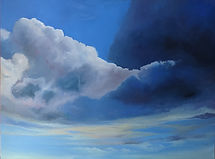 LandSpaces NGC 13016202, oil on canvas,