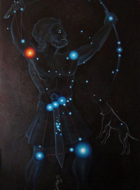 ORION, acrylic on canvas, 2009.jpg