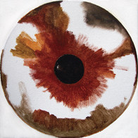 Web Cosmic'Eye NGC 0205, 20x20 cm, Oil o