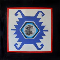 Turtle&Moon 80x80 cm Oil on canvas.jpg