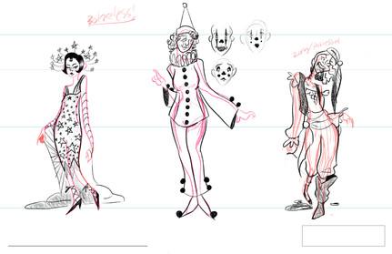 Female 20's Lineup