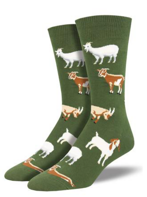 Men's Silly Billy Crew Socks