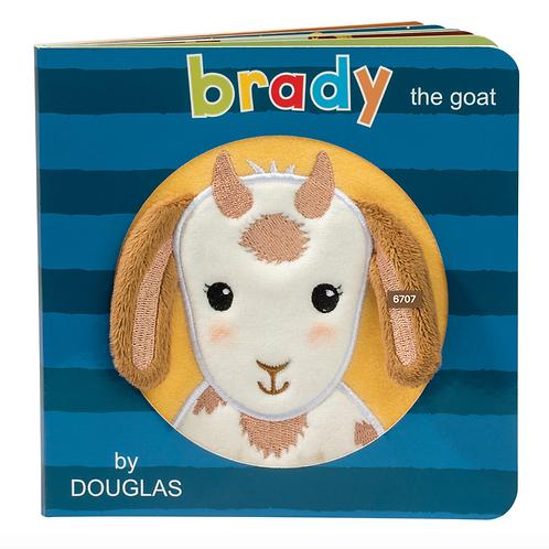 Brady the Goat Board Book