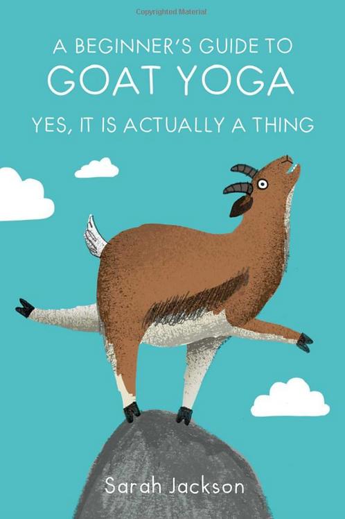 """""""Goat Yoga"""""""
