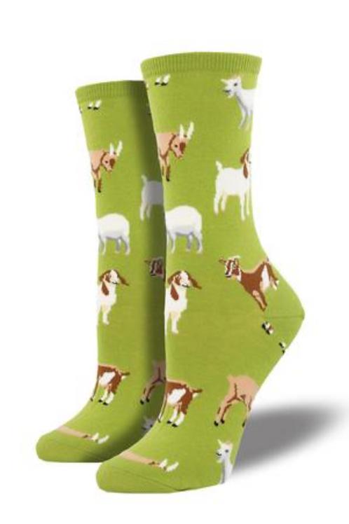 Women's Silly Billy Crew Socks