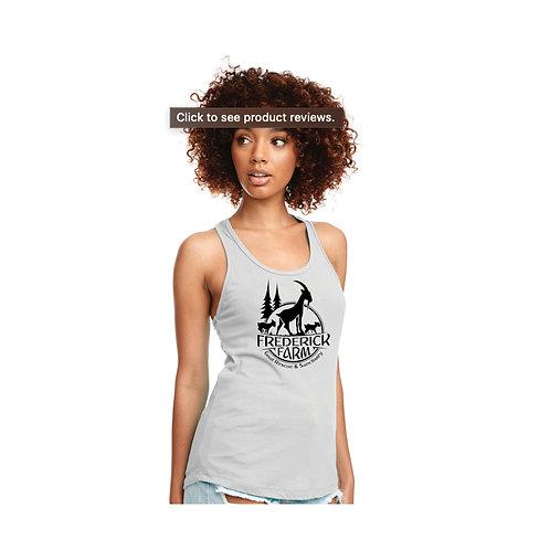Light Gray Racerback T-shirt