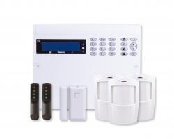 Texecom Premier Elite 64-W LIVE Wireless Kit