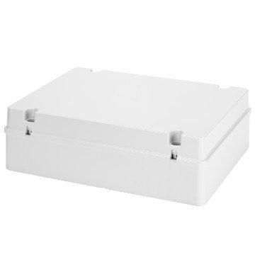 GEWISS IP56 BOX 380x300x120 SMOOTH WALL SCREW LID