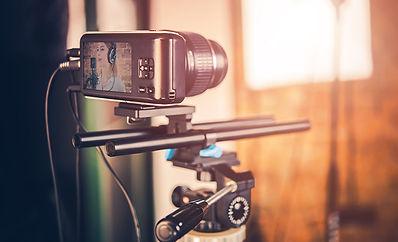 Camera set up