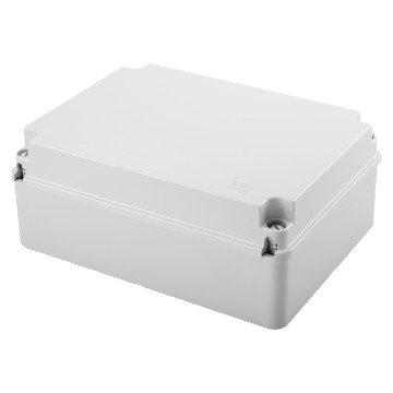 GEWISS IP56 BOX 300x220x120 SMOOTH WALL SCREW LID