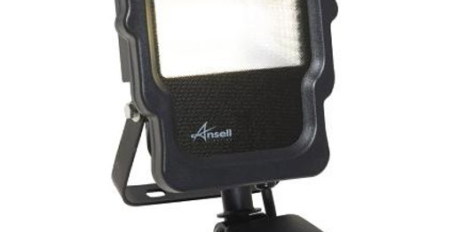 Ansell Calinor ACALED10/PIR LED Floodlight 4000K IP65 10W PIR