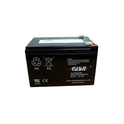Honeywell Casil 12V 12AH Sealed Lead Acid Battery