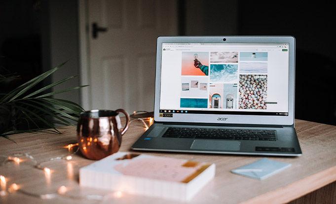 Uploading a blog to a website