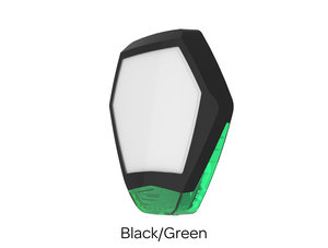 Texecom Odyssey X3 Cover Black / Green