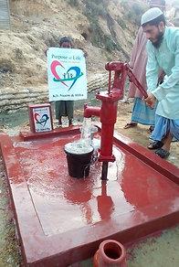 Water Well (Rohingya)