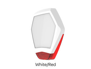 Texecom Odyssey X3 Cover White / Red