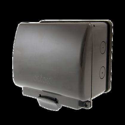 Click Essentials Aquip Weatherproof 13A 2 Gang Socket IP66