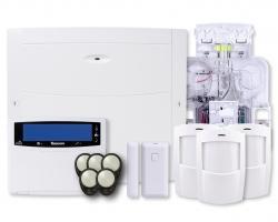 Texecom Premier Elite 64-W Wireless Kit inc Backplate