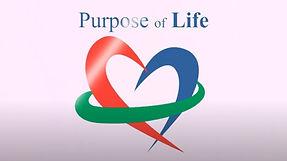 Purpose of life general logo