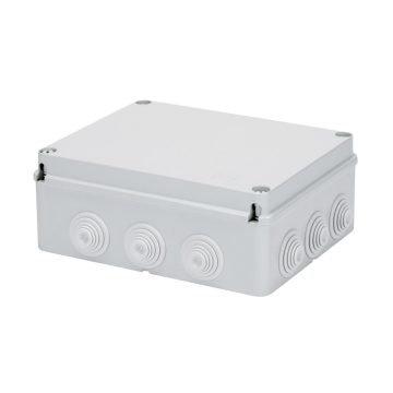 GEWISS IP55 BOX 240x190x90 GROMMETS SCREW LID
