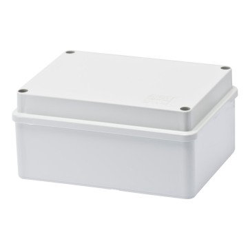 GEWISS IP56 BOX 150x110x70 SMOOTH WALL SCREW LID