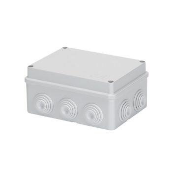 GEWISS IP55 BOX 150x110x70 GROMMETS SCREW LID
