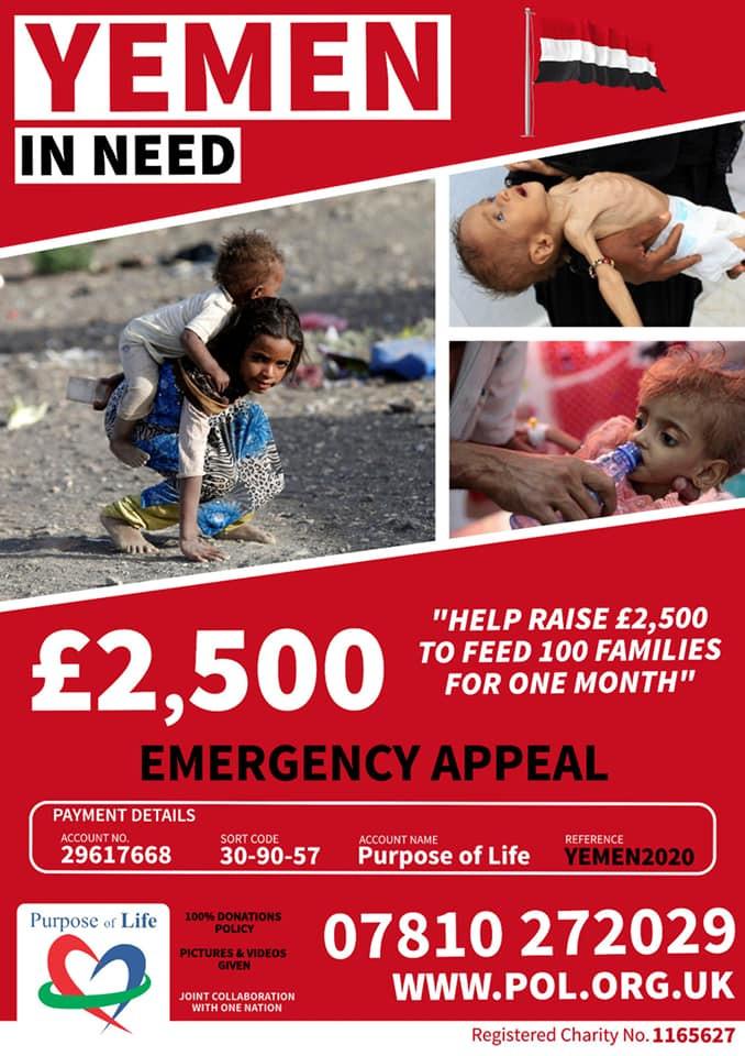 Yemen in Need