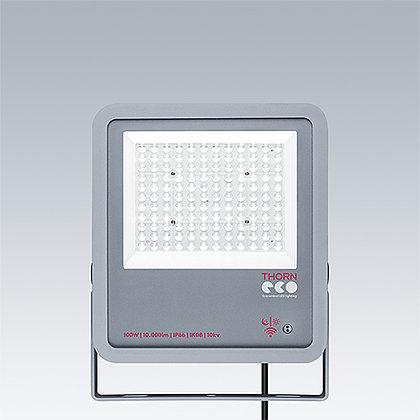 Thorn Eco LEO100W Leo LED Floodlight 100W 4000K Photocell
