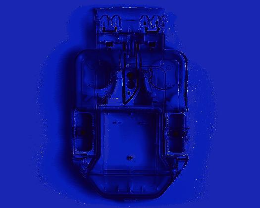 Texecom Odyssey X-D Dummy Sounder Backplate