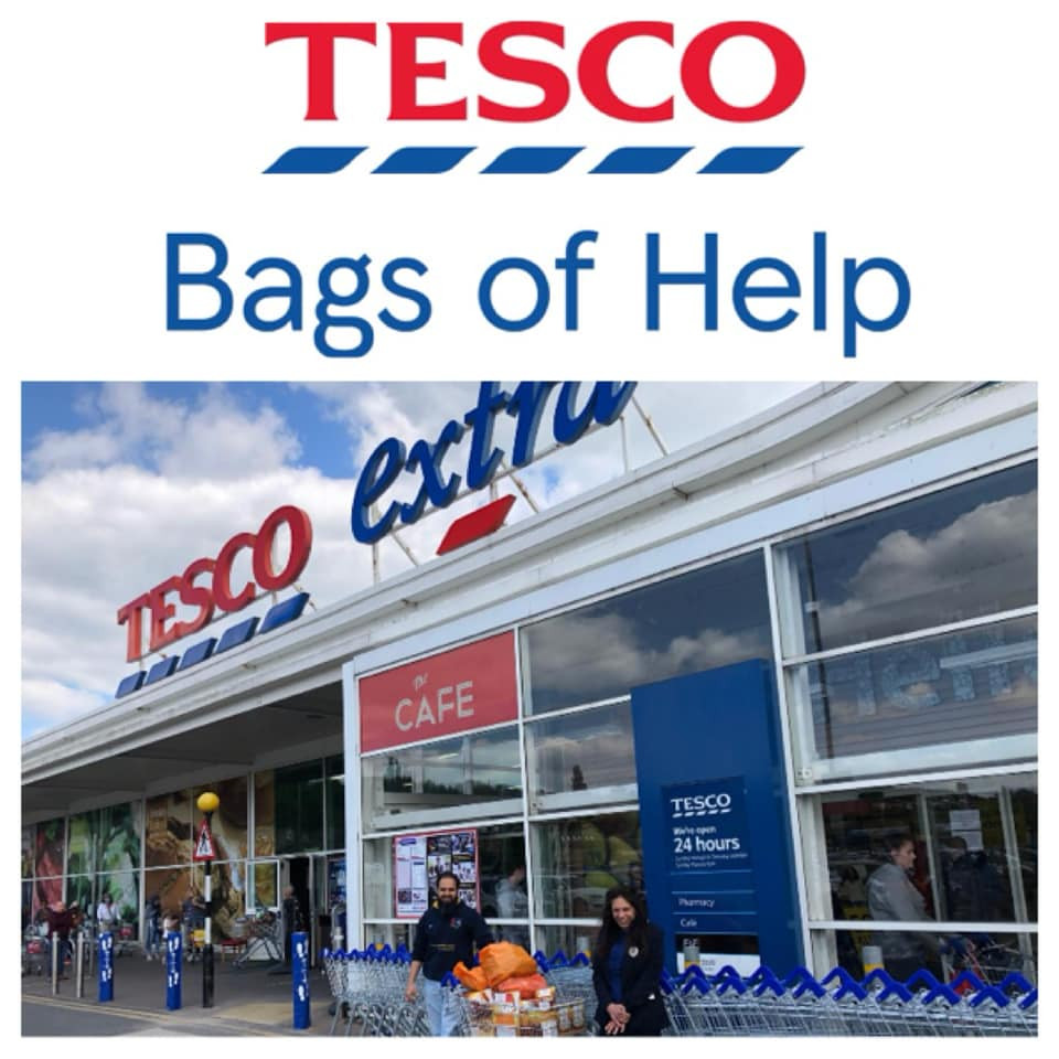 Tesco Yorkshire, purpose of life collection.