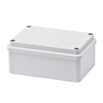 GEWISS IP56 BOX 120x80x50 SMOOTH WALL SCREW LID
