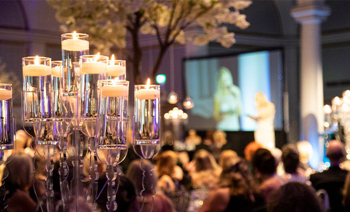 Fab Events holding and Event