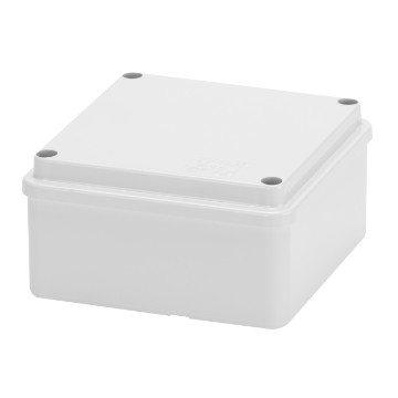 GEWISS IP56 BOX 100x100x50 SMOOTH WALL SCREW LID